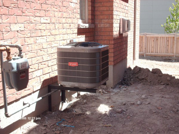AC Unit Installation