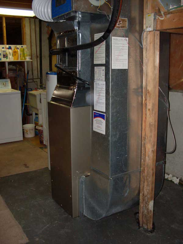 Boiler System Reconditioning