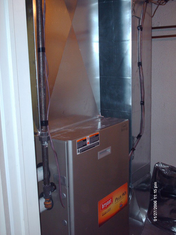 Furnace System Installation