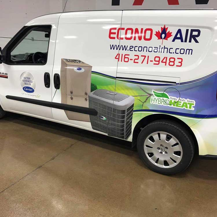 HVAC System Contractor