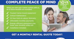 Econoair & Carrier Rental Program
