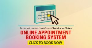 Introducing Online Service Or Sales Appointment Booking System