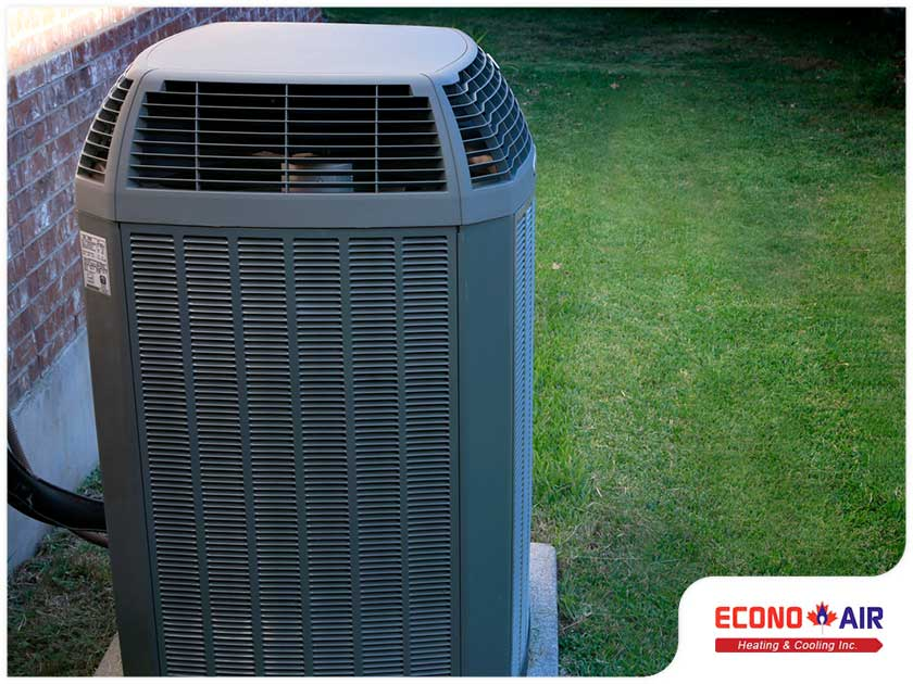 A Guide to Protecting Your HVAC System's Outdoor Unit While Doing Yard Work